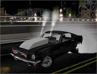 haulin azz drag racing game